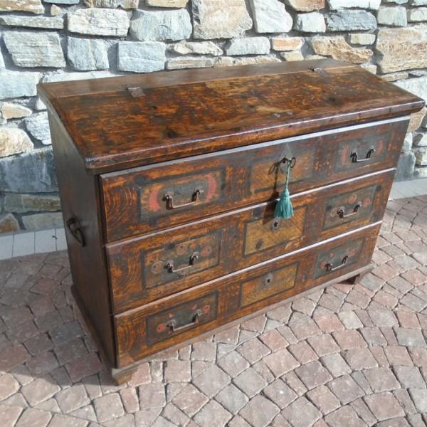 Como' e scrivanie  Antichità Evelina - Vendita mobili antichi tirolesi