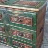 Comò dipinto - prov. Salisburgo - cod. 1.103