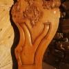 Pannello intagliato cod. 1196