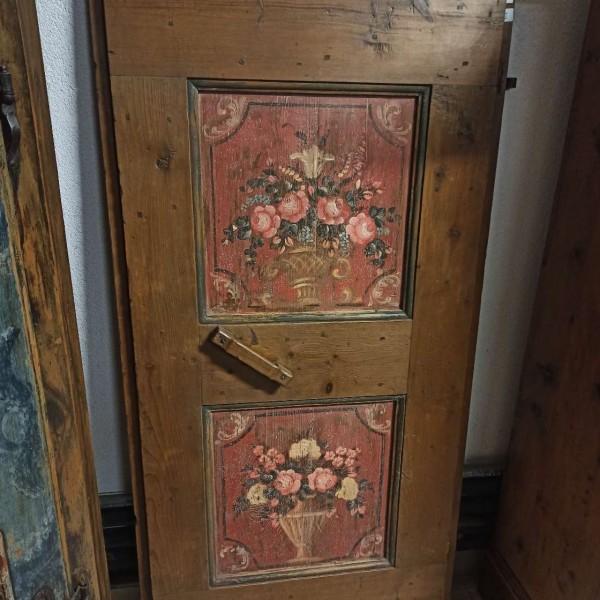 Porta dipinta cod. 1180