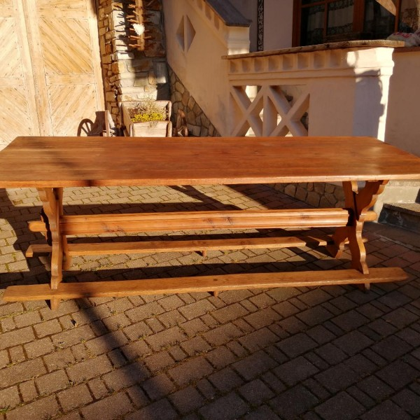 Tavolo rettangolare cod. 1265