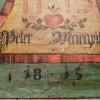 Testiera letto cod. 1270